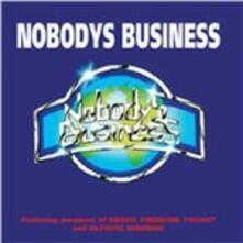 Nobody's Business - CD Audio di Nobody's Business