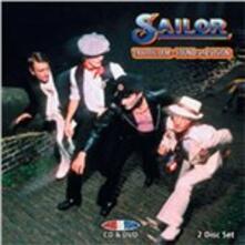 Traffic Jam. Sound and Vision - CD Audio + DVD di Sailor
