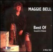 Best of Maggie Bell. Sound & Vision - CD Audio + DVD di Maggie Bell