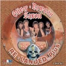 Re-Landed...Plus - CD Audio di Saxon,Oliver Dawson