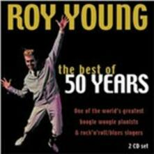 Best of 50 Years - CD Audio di Roy Young