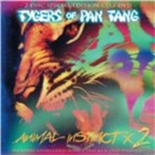 Animal Instinct - CD Audio di Tygers of Pan Tang