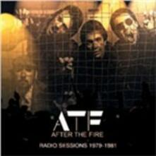 Radio Sessions 1979-1981 - CD Audio di After the Fire