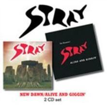 New Dawn - Alive and Giggin' - CD Audio di Stray