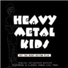 Hit the Right Button - CD Audio di Heavy Metal Kids