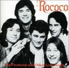Firestorm and Other - CD Audio di Rococo