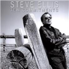 Ten Commitments - CD Audio di Steve Ellis