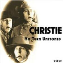 No Turn Unstoned - CD Audio di Christie