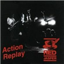Action Replay - CD Audio di Red Jasper