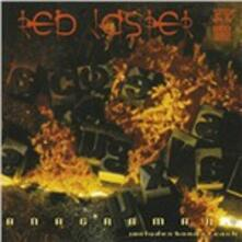 Anagrammary - CD Audio di Red Jasper