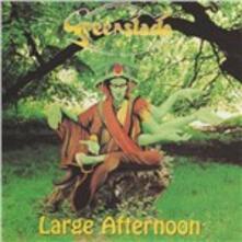 Large Afternoon - CD Audio di Greenslade