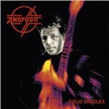 Solo Singles - CD Audio di Andy Scott