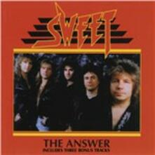 Answer (+ Bonus Tracks) - CD Audio di Sweet