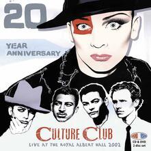 Live At The Royal Albert Hall 2002: 20th Anniversa - CD Audio di Culture Club