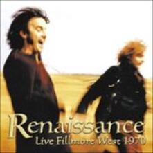 Live Fillmore West 1970 - CD Audio di Renaissance