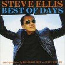 Best of Days - CD Audio di Steve Ellis