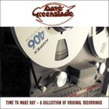 Time to Make Hay - CD Audio di Dave Greenslade