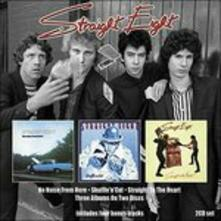 No Noise from Here - Shuffle 'n' Cut - Straight to the Heart - CD Audio di Straight Eight