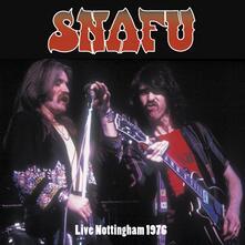 Live Nottingham 1976 - CD Audio di Snafu