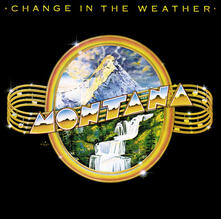 Change in the Weather - CD Audio di Montana