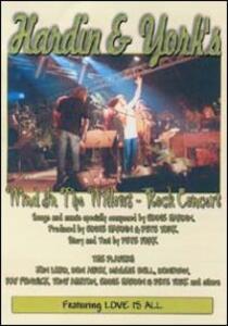 Hardin & York. Wind In The Willow - DVD
