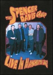 The Spencer Davis Group. Live In Manchester 2002 - DVD