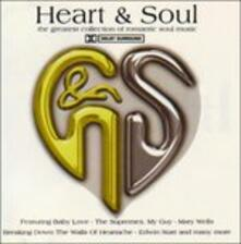 Heart & Soul the Greatest Collection of Rom - CD Audio