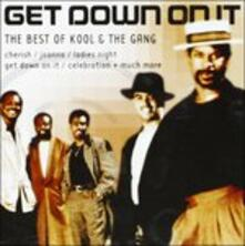 The Best of. Get Down on it - CD Audio di Kool & the Gang
