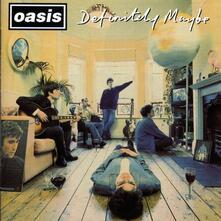 Definitely Maybe - CD Audio di Oasis