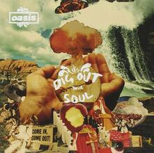 Dig Out Your Soul - CD Audio di Oasis