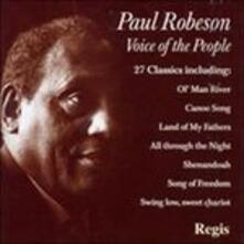 Voice of the People - CD Audio di Paul Robeson