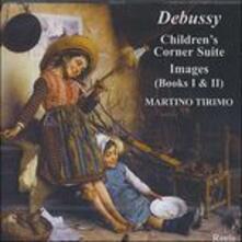 Images Books I - Ii - Childre - CD Audio di Claude Debussy