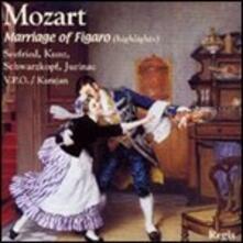 Le nozze di Figaro (Selezione) - CD Audio di Wolfgang Amadeus Mozart