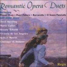Romantic Opera Duets - CD Audio