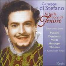 La Bella Voce di Tenore - CD Audio di Giuseppe Di Stefano