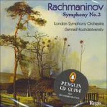 Sinfonia N.2 - CD Audio di Sergej Vasilevich Rachmaninov