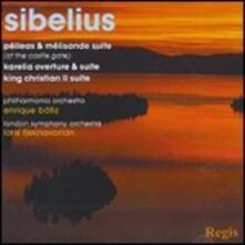 Pelléas et Mélisande - CD Audio di Jean Sibelius