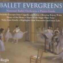 Ballet Evergreens - CD Audio