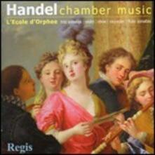 Musica da camera - CD Audio di Georg Friedrich Händel