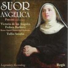 Suor Angelica - CD Audio di Giacomo Puccini,Tullio Serafin,Victoria De Los Angeles
