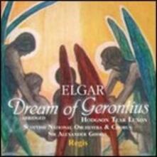 The Dream of Gerontius (Selezione) - CD Audio di Edward Elgar