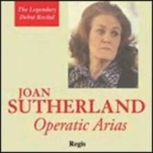 Arie d'opera - CD Audio di Joan Sutherland