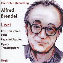 The Debut Recording - CD Audio di Franz Liszt,Alfred Brendel