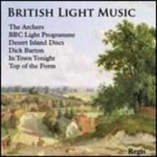 British Light Music - CD Audio