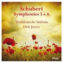 Sinfonie N.5, N.6 - CD Audio di Franz Schubert