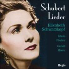 Schubert. Lieder - CD Audio di Franz Schubert,Elisabeth Schwarzkopf