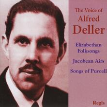 Elizabethan Folksongs - CD Audio di Alfred Deller