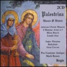 Missa Aeterna Christi Munera - CD Audio di Giovanni Pierluigi da Palestrina