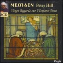 Vingt regards sur l'enfant Jésus - CD Audio di Olivier Messiaen