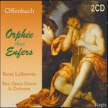 Orphee Aux Enfers - CD Audio di Jacques Offenbach